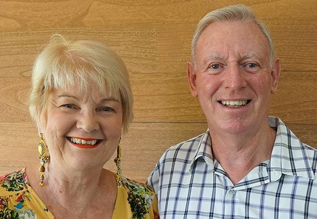 David & Shirley Pickering